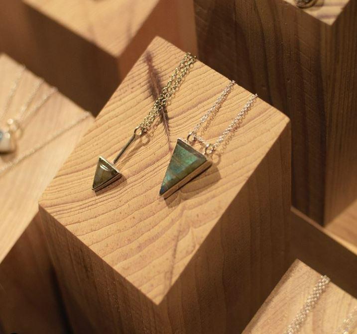 La Caballeria necklaces