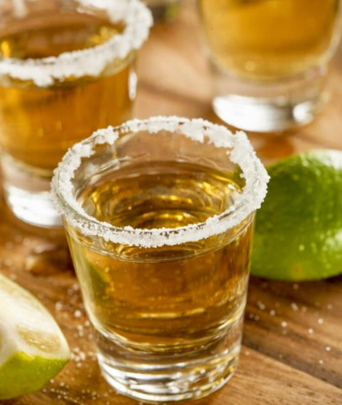 La Coyoacana tequila shots