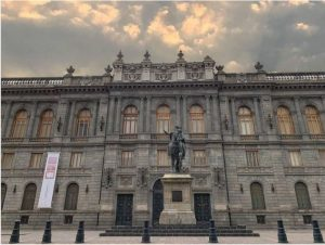 MUNAL National Museum of Art Mexico City Guide