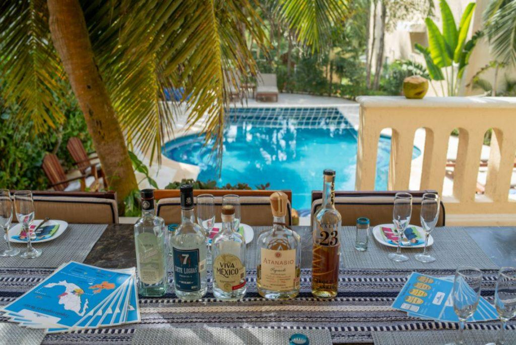 Best things to do in Playa del Carmen: tequila tasting